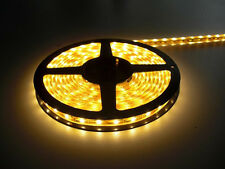 LED Flexible Strip Light 5M 300 SMD 3528 Lamp DC 12V Yellow Lot