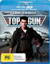 Top Gun (Two-Disc Combo: Blu-ray 3D / Blu-ray) - Blu Ray Region B