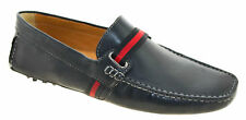 Giorgio Brutini Torshon Black Slip On Leather Loafer Moccasin Dress Shoes