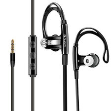 Sports Stereo Running In-ear Headphones Waterproof Earphones Headset Ear hook