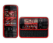 Nokia 5730 XpressMusic - Blue&Red (Unlocked) 3G Qwerty Keyboard 3.15MP GPS WIFI