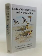 BIRDS OF THE MIDDLE EAST AND NORTH AFRICA - Hollom, P.A.D. & Porter, R.F. & Chri