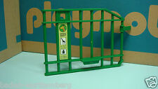 Playmobil 4855 Zoo Series Cage walls for Animals trailer toy diorama 181