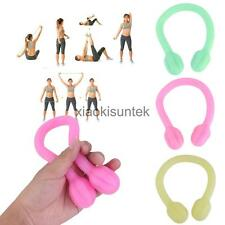 Yoga Pilates Gym Sports Fitness Exercise Strap Resistance Pull Rope Band Workout