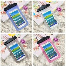 Underwater Waterproof Pouch Dry Cover Bag For iPhone Samsung Cell Phone US
