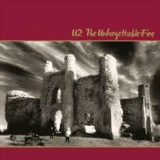 Unforgettable Fire - U2 LP