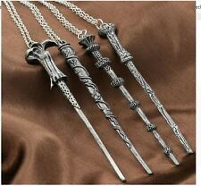Necklace  Harry Potter Hermione Dumbledore Voldemort Magic Wand Pendent