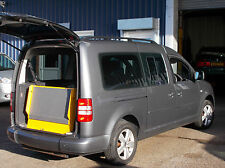 Wheelchair accessible VW Caddy Maxi Life DSG auto 1.6 by Automotive Group.