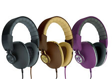 JLab Bombora Over the Ear Headphones with Universal Mic Multi Colors