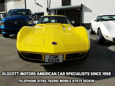 1974 CHEVROLET CORVETTE STINGRAY 5.7 LITRE 4 SPEED MANUAL 9864 MILES FROM NEW