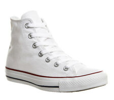 Mens Converse All Star Hi OPTICAL WHITE  Trainers Shoes