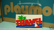 Playmobil 3169 Airport Vacation city life series Travel Bus door rear toy 179
