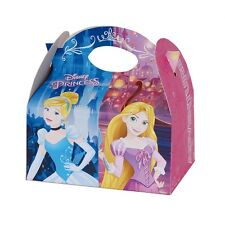 Disney Princess Party Box for Children Kids Food Loot Lunch Gift Birthday Bags