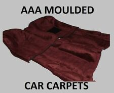 MOULDED CAR CARPET - FRONT & REAR - FORD FALCON AU SEDAN & WAGON 1998-2002