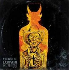 Live At Shake It Records - Louvin,Charlie New & Sealed LP Free Shipping
