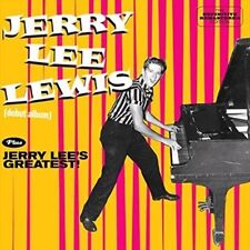 Jerry Lee Lewis + Jerry Lee's Greatest! - Lewis,Jerry Lee New & Sealed CD-JEWEL