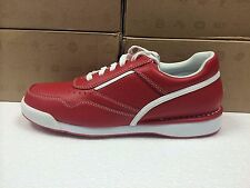 NEW MENS ROCKPORT 7100 FORMULA ONE RED FASHION SNEAKERS-SHOES-SIZE 10