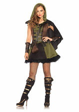 Leg Avenue 85281 Darling Robin Hood Costume