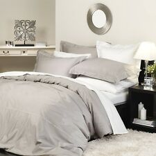 New Private Collection Super King Size Quilt / Doona Cover Set 600TC On Sale