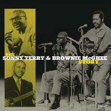 Sonny Terry & Brownie Mcghee Story - Terry,Sonny & Brownie Mcghee CD-JEWEL CASE