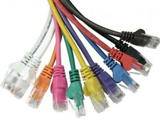 RJ45 Network Cable - Ethernet Cat5e LAN Patch Lead  0.25m Up To 50m Wholesale