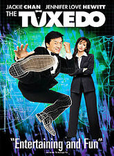 The Tuxedo (DVD, 2003, Bi-lingual Cover: English/French) * NEW *