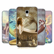 OFFICIAL SELINA FENECH MERMAIDS SOFT GEL CASE FOR ALCATEL PHONES