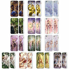 OFFICIAL SELINA FENECH FAIRIES SILVER BUMPER SLIDER CASE FOR APPLE iPHONE PHONES