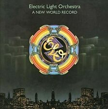 New World Record - Elo ( Electric Light Orchestra ) New & Sealed LP Free Shippin