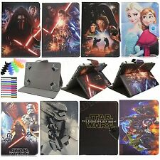 2016 HOT cartoon STAR WARS stand PU leather case universal for 7 7.9inch tablet