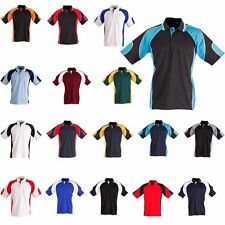 MENS POLO SHIRT CLUB CASUAL TEAM SPORTS TOP WORK CLUB ADULT PS61