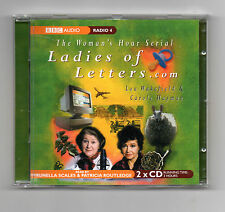 LADIES OF LETTERS.COM 2CD BBC AUDIO WOMAN'S HOUR SERIAL SCALES & ROUTLEDGE