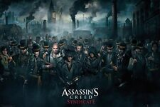 Assassins Creed Syndicate Crowd Poster 91.5x61cm