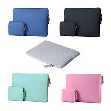 "Zipper Soft Protective Sleeve Case Cover Bag for 15"" Mac Macbook Air Pro Retina"