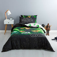 Star Wars Movie Return of the Jedi Double Queen Bed Doona Duvet Quilt Cover Set