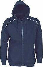 Mens Contast Piping Fleecy Hoodie Brand New Clothes 5422 dnc