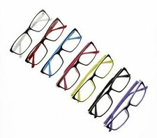 7 Colors Unisex Square Classic Frame Reading Glasses Readers +1.00 ~ +4.00 New