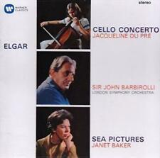 Elgar:cello Cto/sea Pictures/overture - Janet Baker New & Sealed Compact Disc Fr