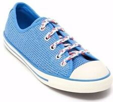 Converse All Star Skyblue Texture Women Sneakers Sport Shoes Trainers All Sizes~