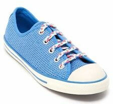 Converse Azure Textured Women Walking Sneakers Sport Shoes Trainers All Sizes~