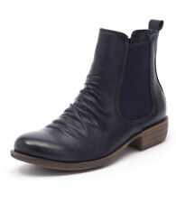 I Love Billy Welly Navy Women Shoes Casuals Boots Ankle Boots