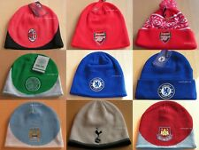 Football Club Beanie Hats - Official FC Beanies - Many Clubs & Styles