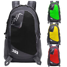 Waterproof Outdoor Camping Backpack Daypack Sport Travel Rucksack Shoulder Bag