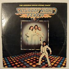 BeeGees Saturday Night Fever Soundtrack RSO 1975