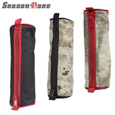 1x Utility Nylon Tactical Airsoft Pouch Bag With YKK Zipper Hunting Paintball