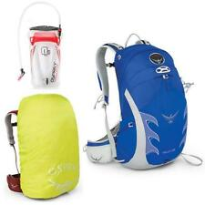 New - Osprey Talon 22 Litre Daypack, Hydration and Raincover Combo