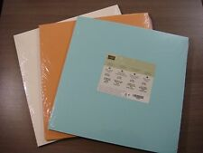 "NEW Stampin' Up! Color Family Card Stock Packs, 12"" x 12"" - 20 sheets in each"