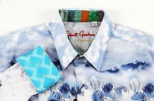 "$498 NWT - ROBERT GRAHAM ""VALHALLA"" Limited Edition LS Shirt - L, XL, XXL"