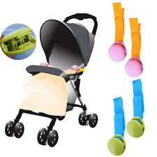 2pcs/Set Baby Stroller Accessories Stroller Blanket Clip Blanket Holder for Pram
