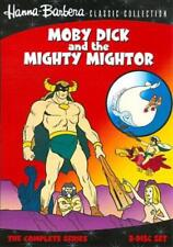 HANNA-BARBERA CLASSIC COLLECTION: MOBY DICK AND THE MIGHTY MIGHTOR - THE COMPLET